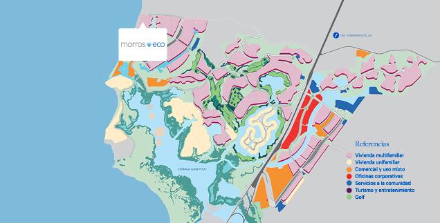 Morros_Eco_mapa_Serena_del_Mar_Cartagena