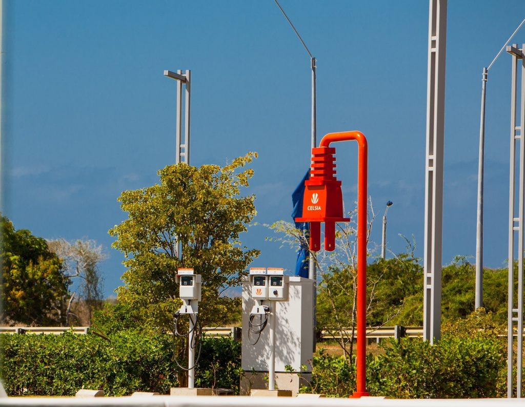 Estación de carga serena-del-mar Cartagena