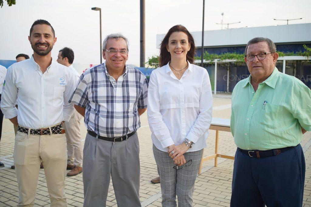 Avanza llegada del Club Campestre Cartagena a Serena del Mar