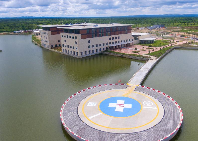 Serena del Mar hospital