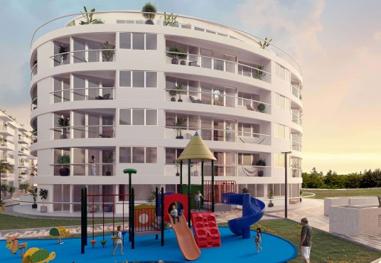 Serena del Mar Castelo parque infantil