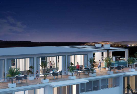 Serena del Mar Castelo - rooftopnight