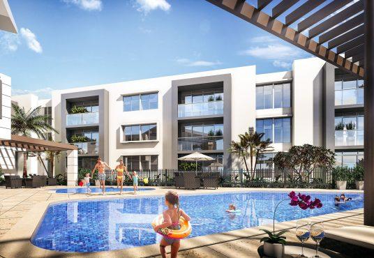 proyecto de vivienda Portelo Serena del Mar