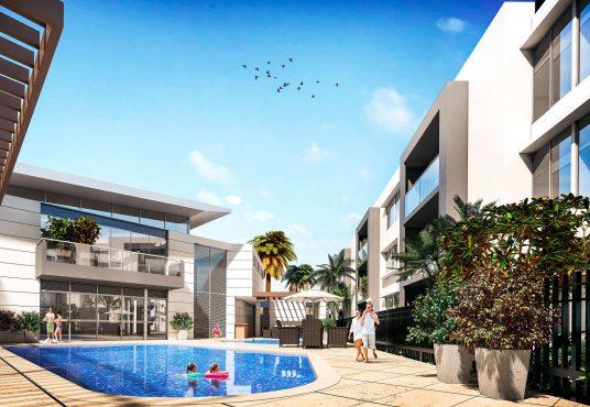 Proyecto de vivienda Serena del Mar Portelo